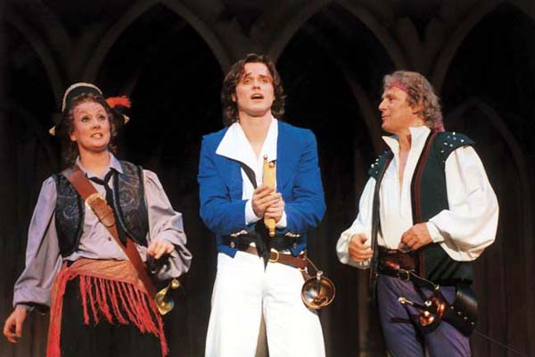 Norman Bowman - Pirates of Penzance